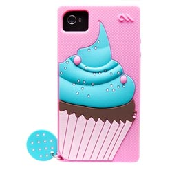 DELIGHT CUPCAKE CASE for iPhone 4 / 4S